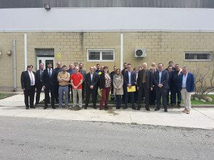 The commonwealth of municipalities of Ribera Alta, in Navarre, and Ecoembes bet on 4.0 technology at the Peralta packaging sorting plant