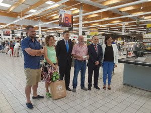TheCircularLab collaborates with Carrefour to launch its Reciclaya app in Logroño