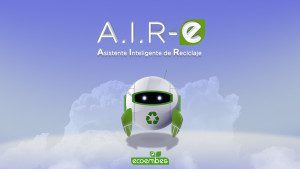 A.I.R-e is born, the first virtual recycling assistant created by TheCircularLab